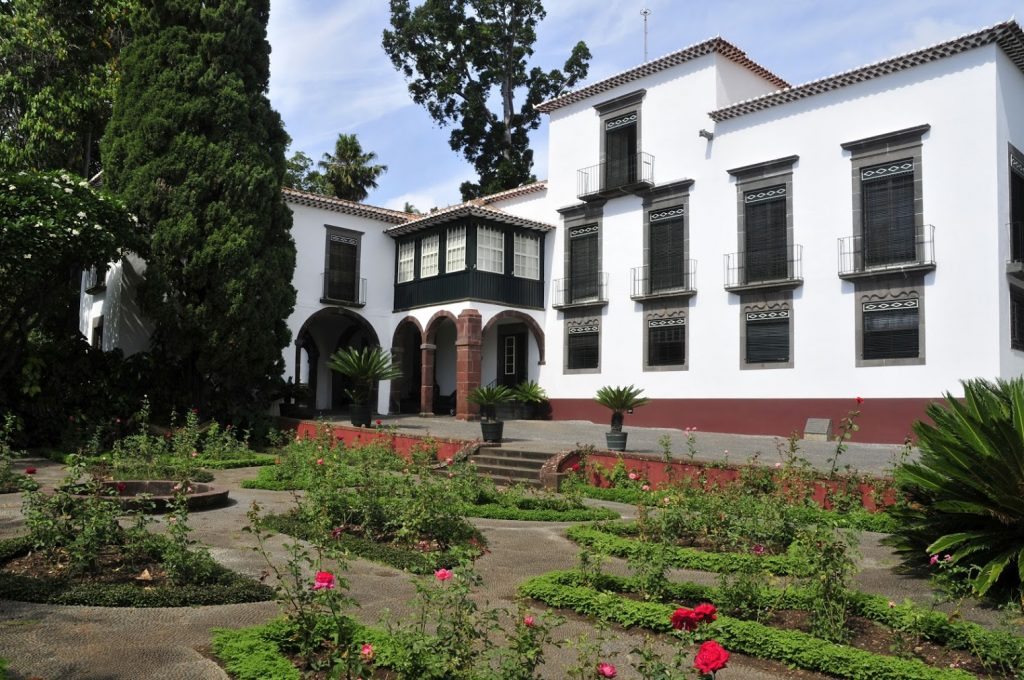 Reopening of the Quinta das Cruzes Museum